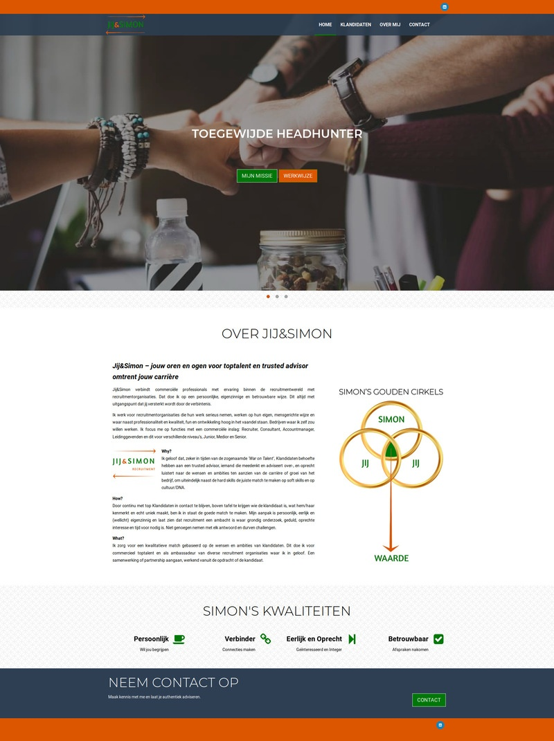 website laten maken, webdesign, wordpress